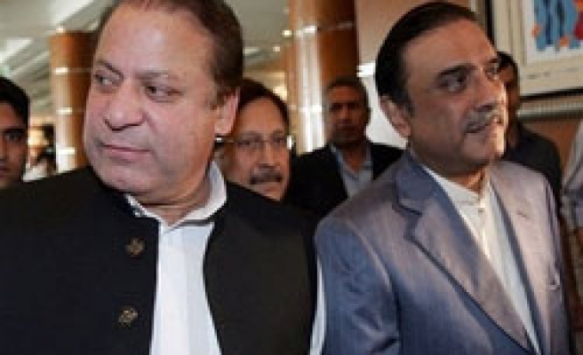 Pakistan postpones elections eyed by leaders of coalition parties