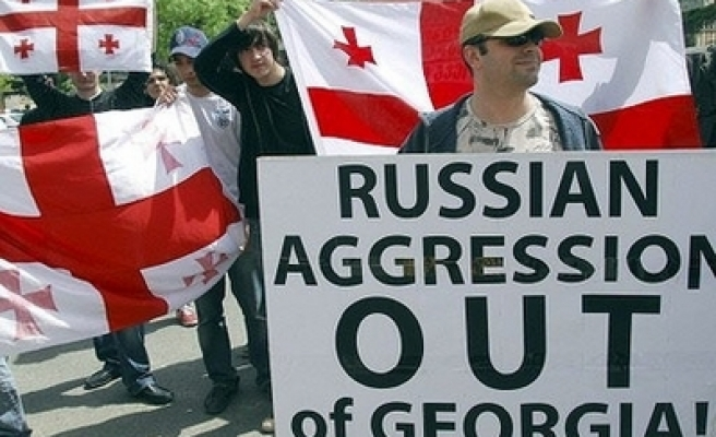 Georgia says 'very close' to war with Russia