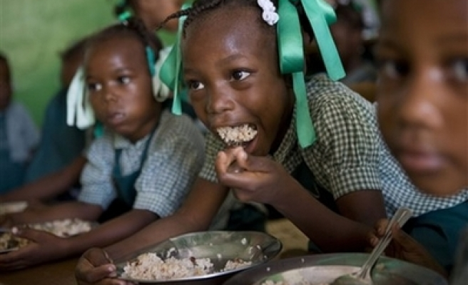 UN food aid funds growing, but needs growing too
