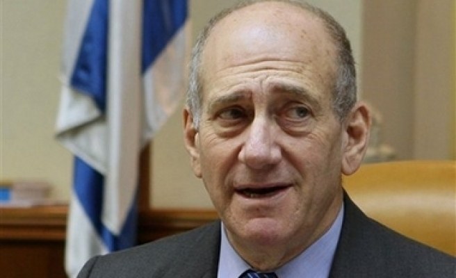 Israeli FM to replace Olmert: Reports