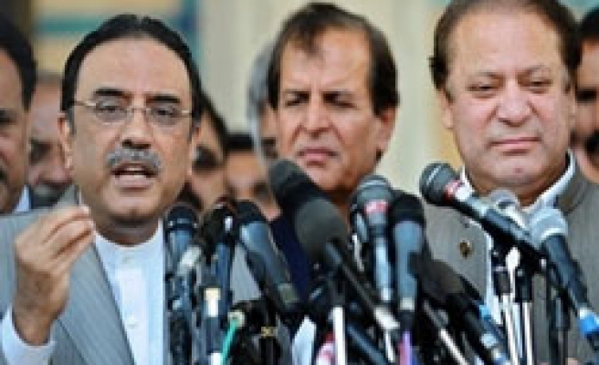 Pakistani leaders to meet in London over judges