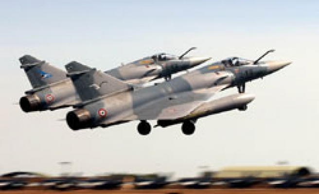 India to upgrade Mirage fighters with France deal