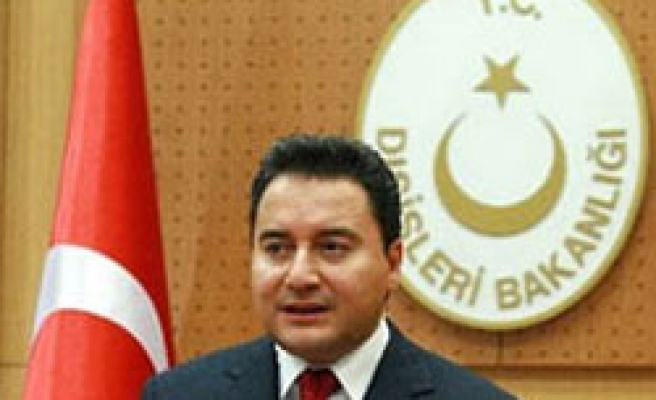 Babacan tells EU: Give us a date to hasten reforms