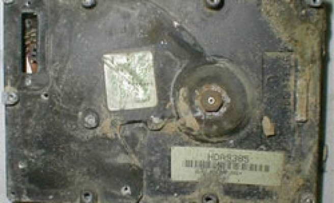Data from Columbia disk drives survived the shuttle accident
