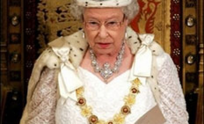 British Queen promises tougher immigration law