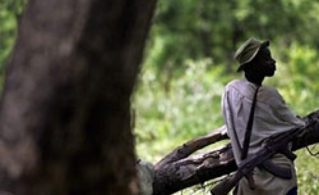 At least 620 dead as LRA stalks northern Congo