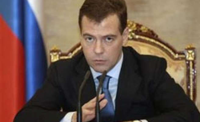 Medvedev: Russia must act now on environment