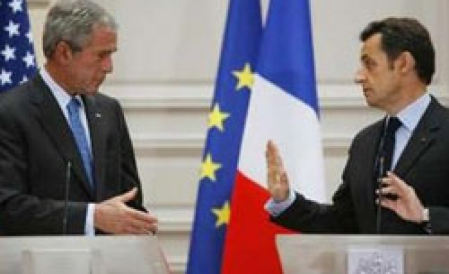 Bush still expects security pact with Iraq
