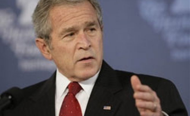 Bush to UK Brown: Do not set Iraq pullout timetable