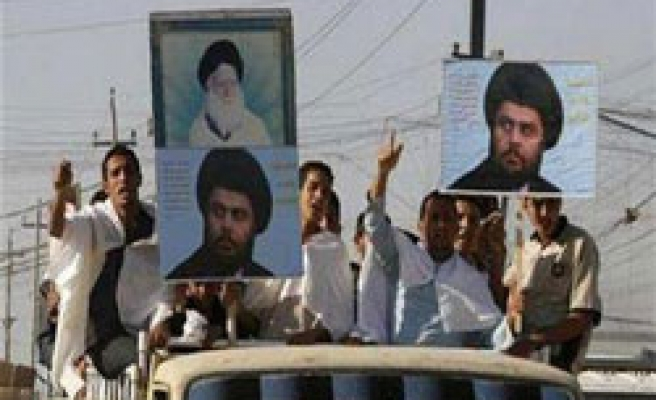 Iraq's Sadr movement to back candidates in polls