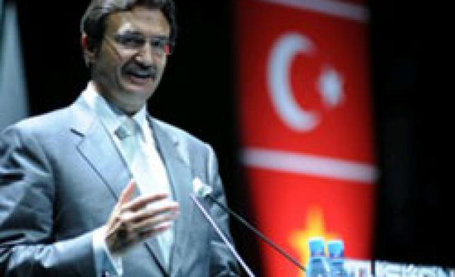 Turk Minister expects $ 325 bln foreign trade volume in 2008