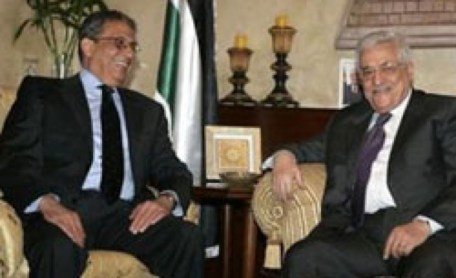 Arabs plan a meeting of all Palestinian factions in Cairo