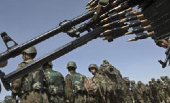 US-led-forces start anti-Taliban offensive in south: Afghans