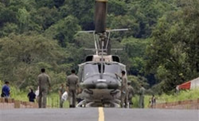 Thai army helicopter crash kills 10 in Muslim south