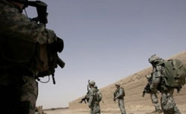 Four U.S. coalition troops killed in Afghanistan