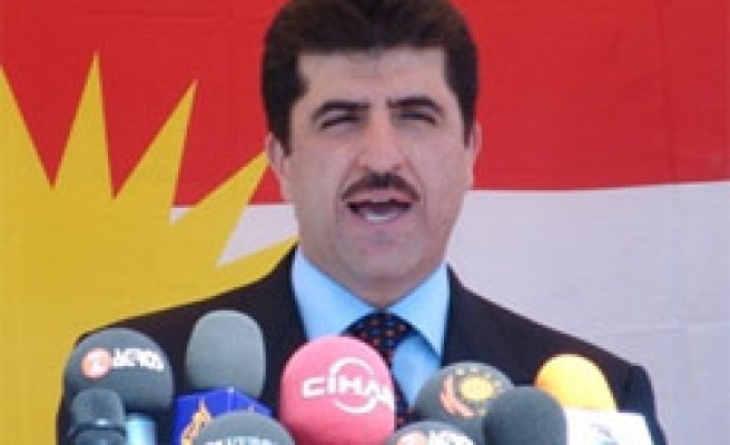 Kurdish PM in Baghdad offers new oil proposals