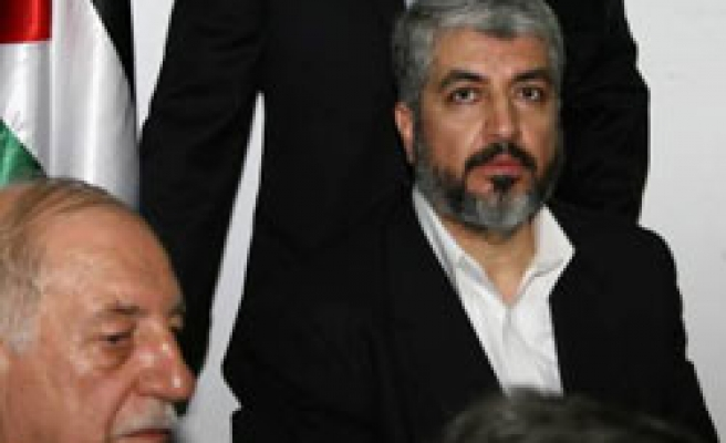 Hamas not worried about Syria-Israel moves: Meshaal