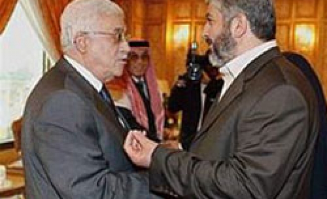 Abbas to meet Mashaal in Syria: Report