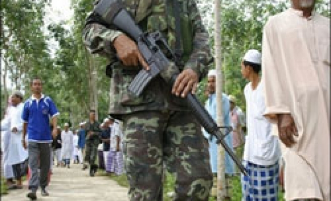 Thailand kills suspected Muslim insurgents