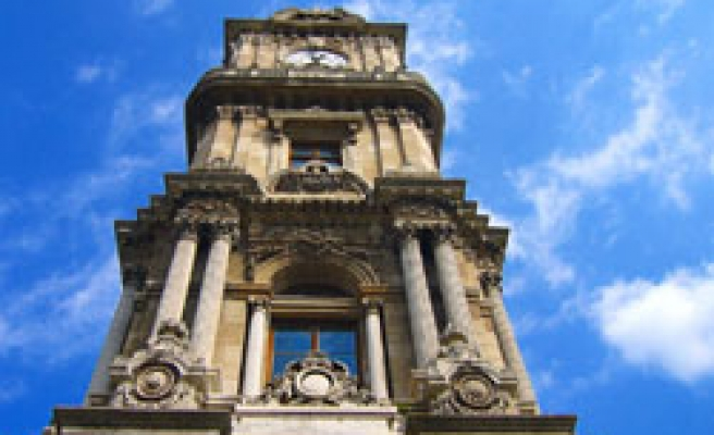 Italy to restore clock tower in Istanbul's Dolmabahce Palace