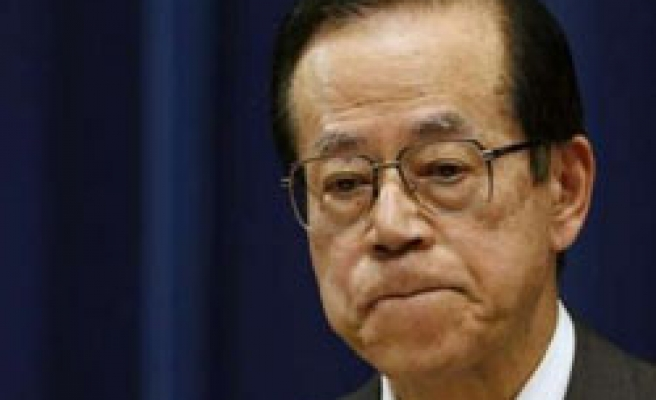 Japan PM: No decision on cabinet reshuffle