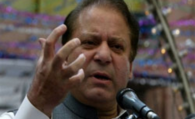 Pakistan court bars Sharif from by-election