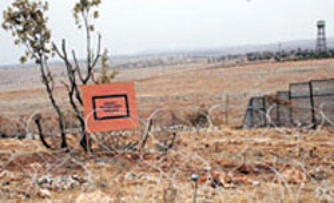 Turkish firms to clear mines along Syrian border