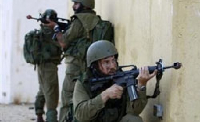 Palestinians fired mortar shell from Gaza: Israel army