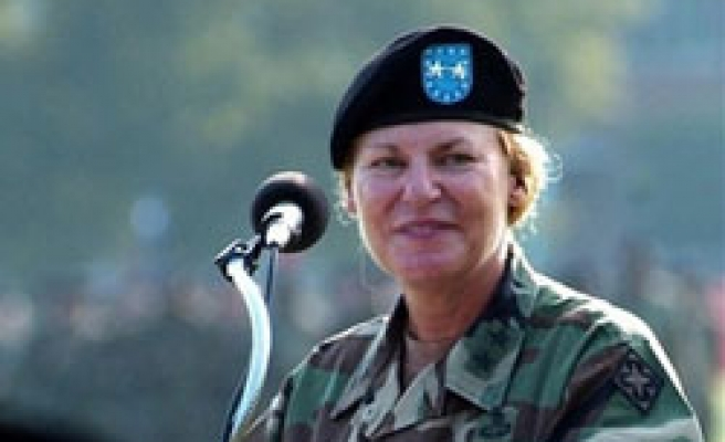 US military to name first woman four-star general
