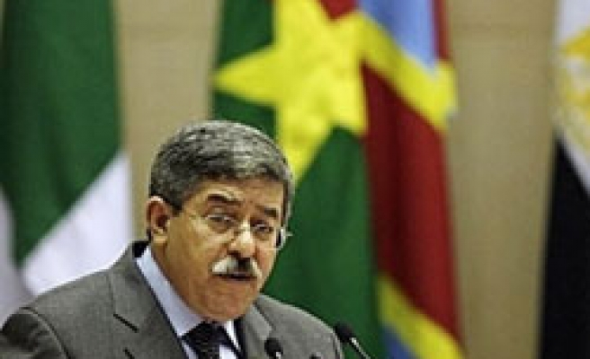 President appoints new Algerian PM