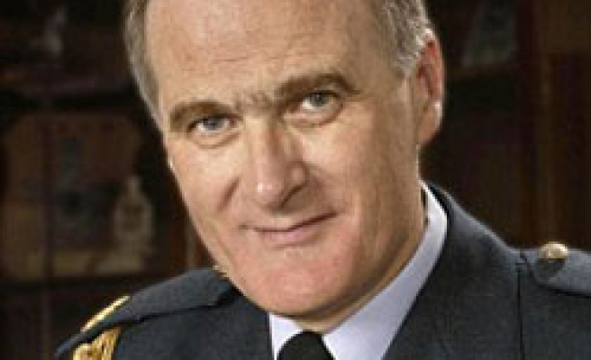 UK army can't fight two wars at same time: Military chief