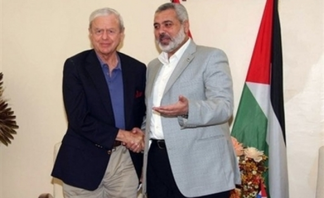 Ex-diplomat: US should engage with Hamas leaders
