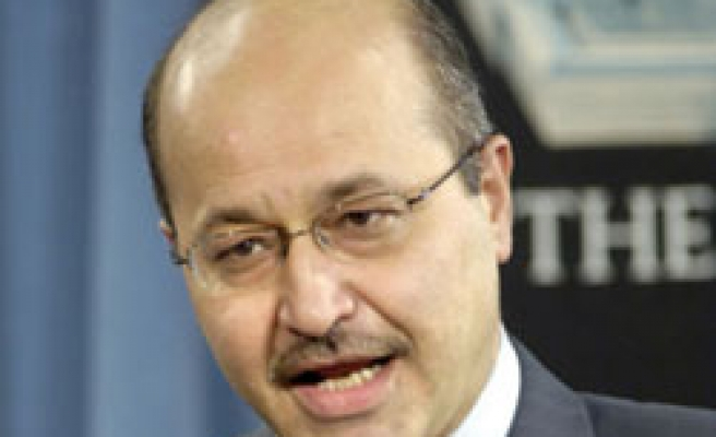 'Iraq looking forward for Turkish PM's visit'