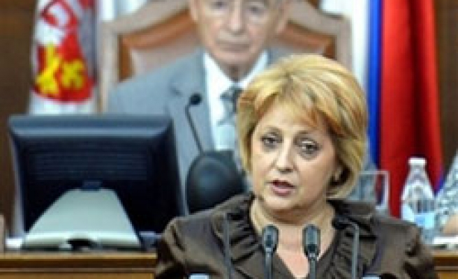 Serbia elects Milosevic's ally as speaker
