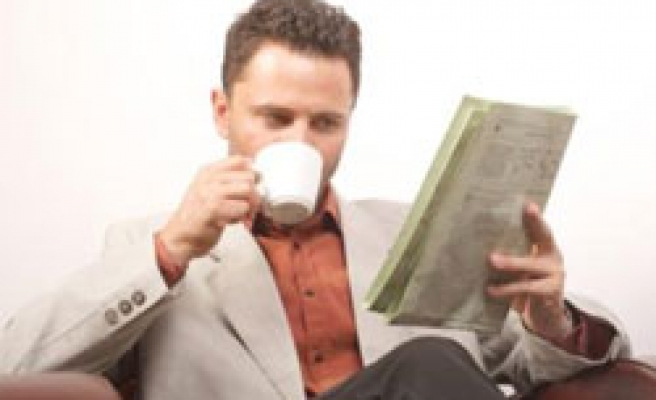 Coffee, tea may curb stroke risk in male smokers