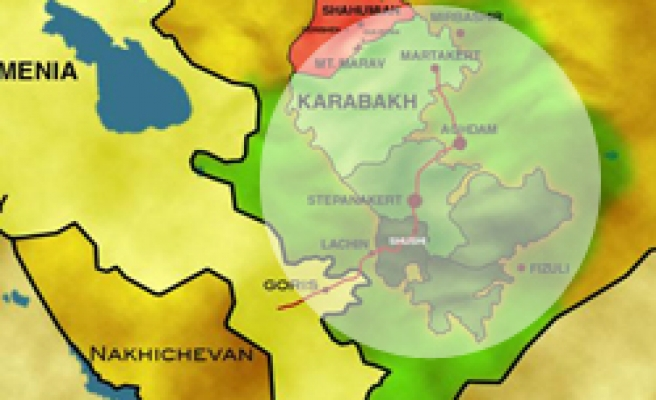 Azerbaijan says will face Russian soldiers in Karabakh