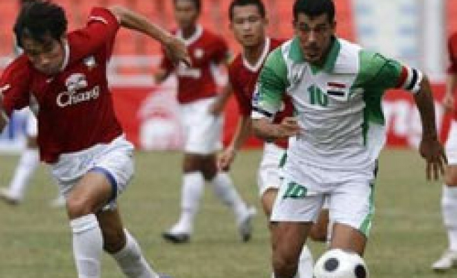 Iraq dissolves national soccer team after early exit