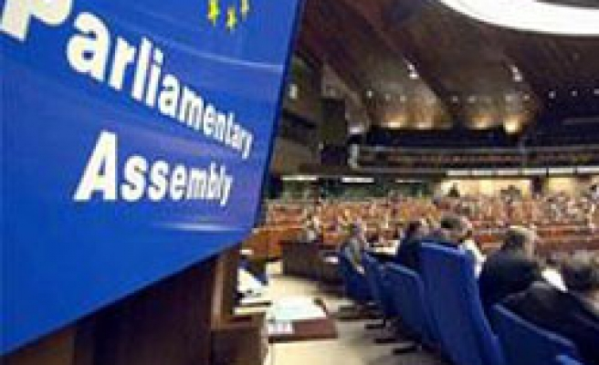 PACE discussing Turkey's report on democracy