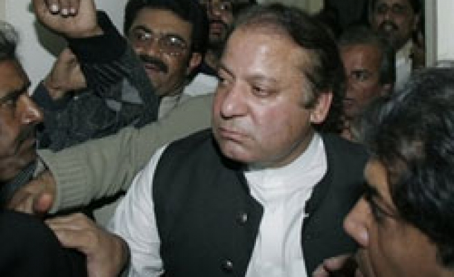 Sharif's party wins most seats in Pakistani by-elections