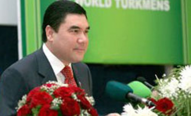 'Turkmenistan to export gas to China in 2009'