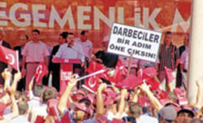 New movement against coups in Turkey