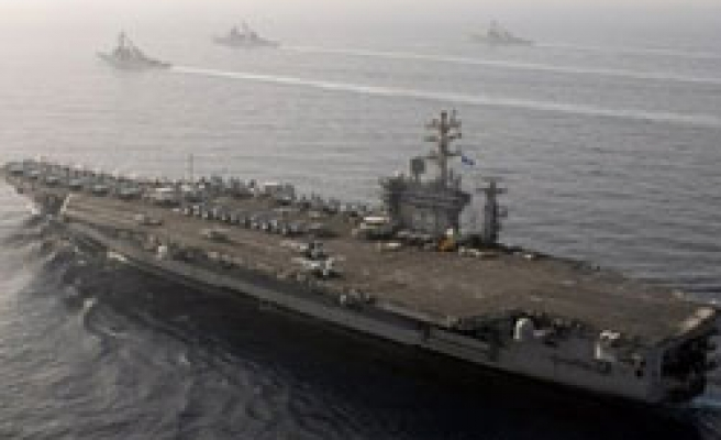 US will not allow Iran to close Gulf: Navy official