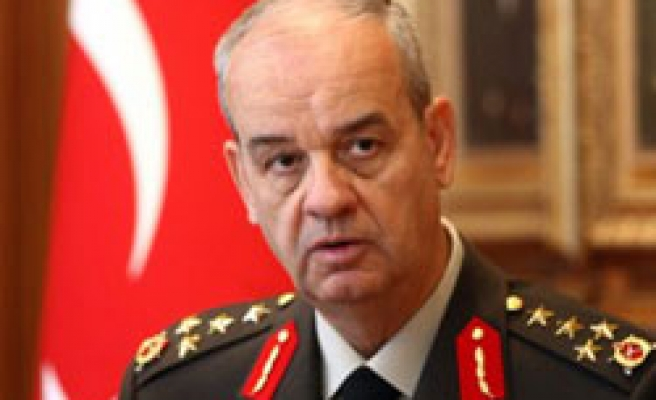 Turkish general calls for calm after detentions
