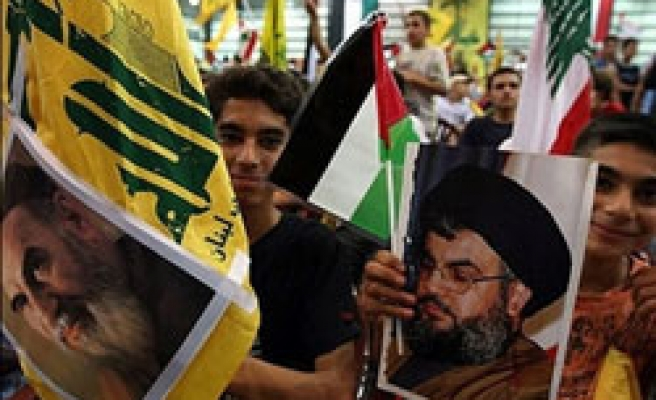 Britain lists Hezbollah as 'banned group'