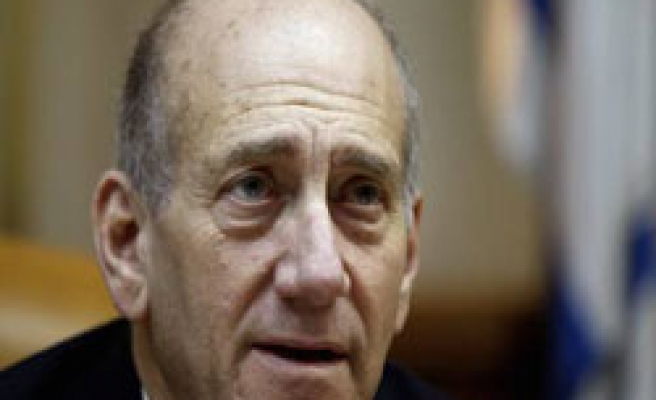 Olmert pushes for direct talks with Syria 'very soon'