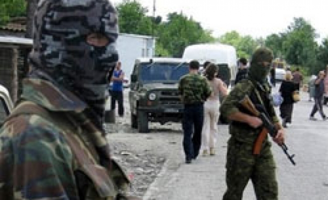 Standoff in South Ossetia after bombardment