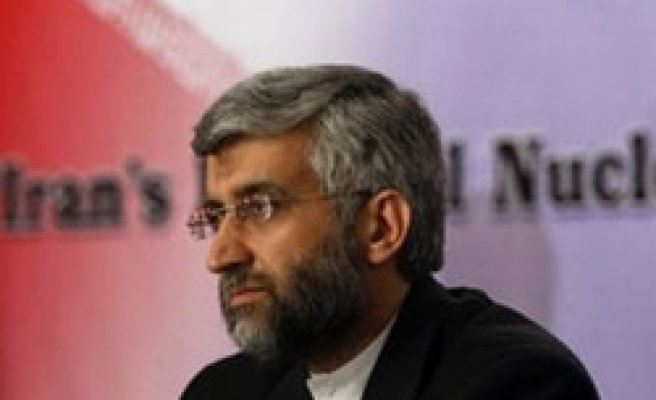 Iran hands Solana nuclear offer response: report