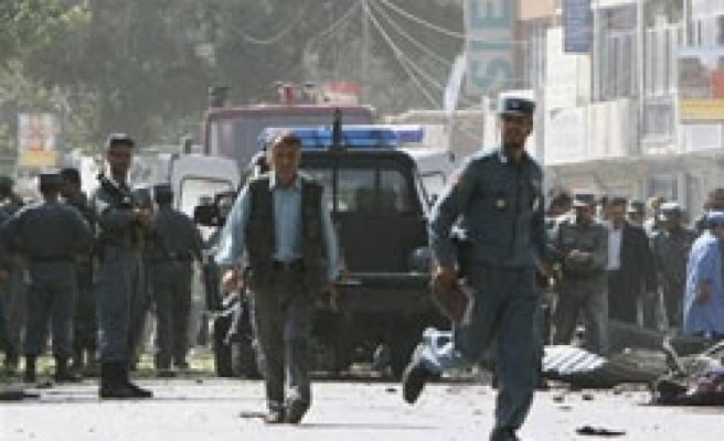 28 killed in car bomb attack in Afghanistan