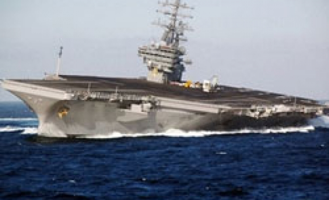 US holds navy exercise after Iran comments on Gulf