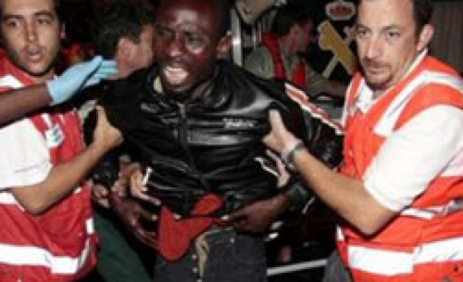 14 Africans, mostly children, die on way to Spain / PHOTO